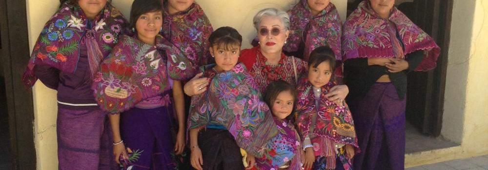 Entrevista a Judith Yannini, Fundación Ciudad de las Niñas Indígenas A.C.