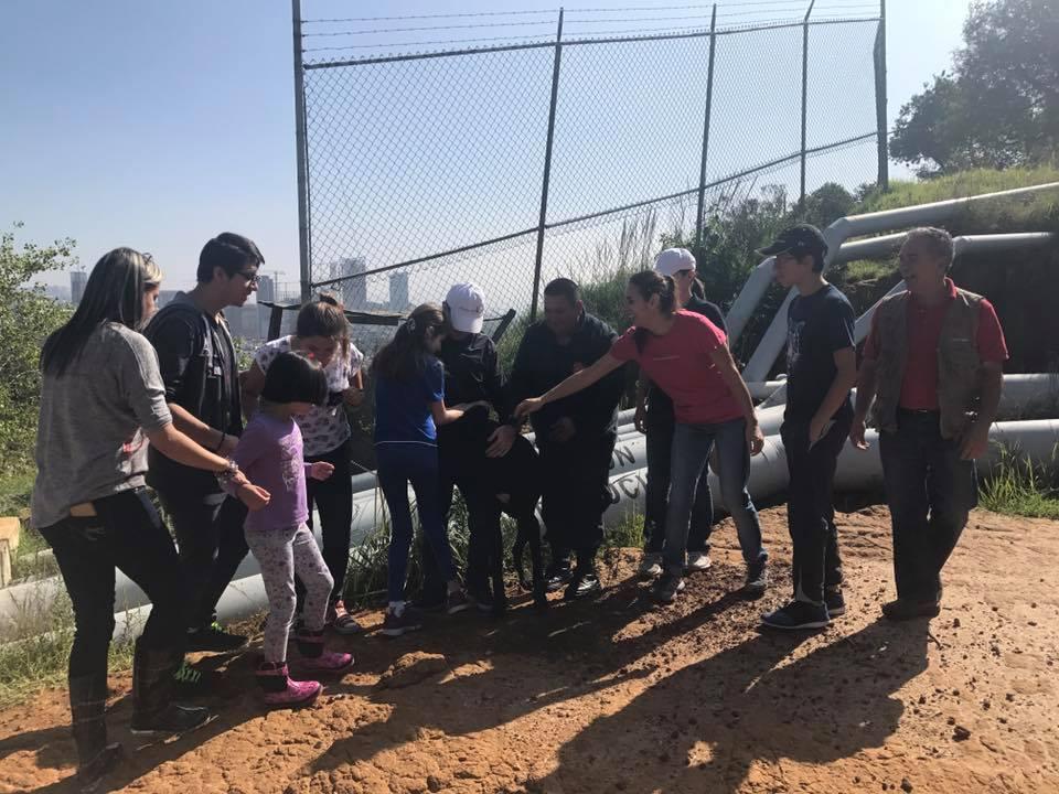 Servicio Social en el Refugio Canino Huellitas Bosque Real.