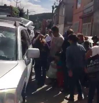 Asociación México Per Tutti + Cadena de Sonrisas en Xochimilco
